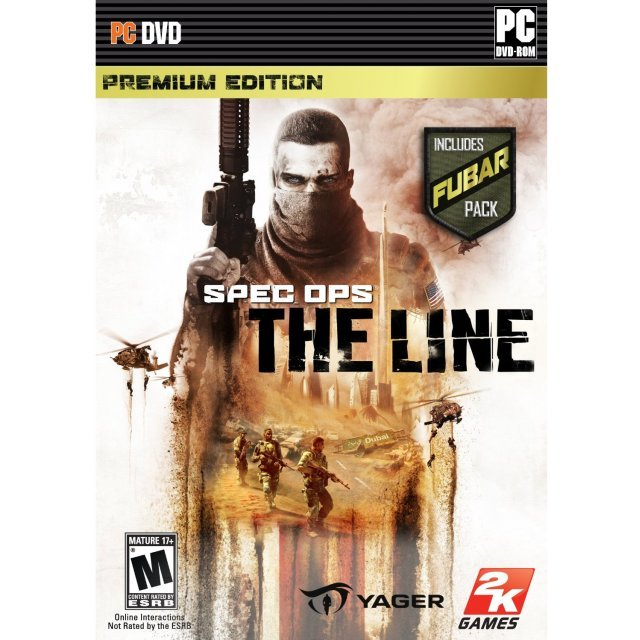 Spec Ops: The Line (Premium Edition) (DVD-ROM)