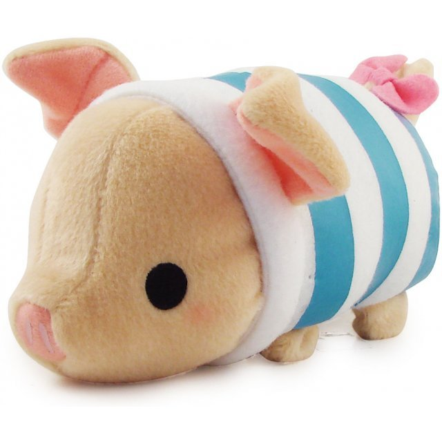 Monster Hunter Tokotoko Walking Pugee Plush Doll: Blue Colour Type