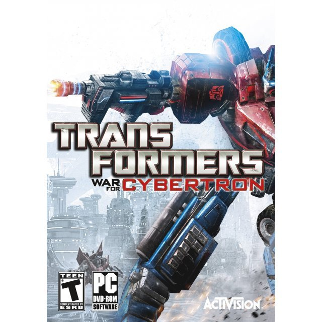 Transformers: War for Cybertron (DVD-ROM)