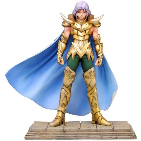 Super Figure Saint Seiya Gold Sign of The Zodiac Figure: Aries Moo