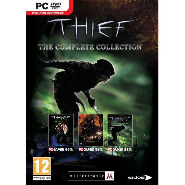Thief: The Complete Collection (DVD-ROM)
