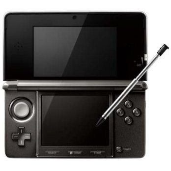 Nintendo 3DS (Cosmo Black)