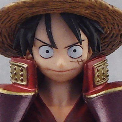 One Piece The Grandline Men Vol.3 Pre-Painted Figure: Luffy