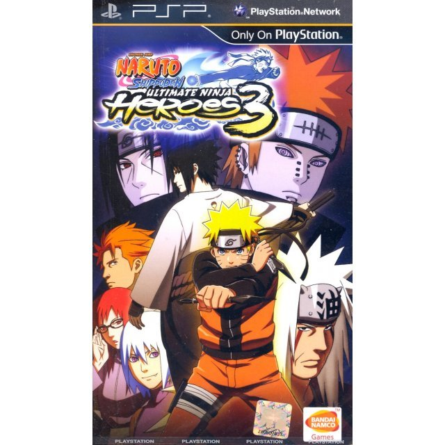 naruto shippuden ultimate ninja heroes 3. Naruto Shippuden: Ultimate Ninja Heroes 3. Price N/A