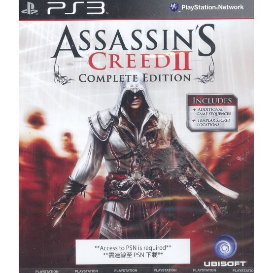 Assassin's Creed II (Complete Edition)