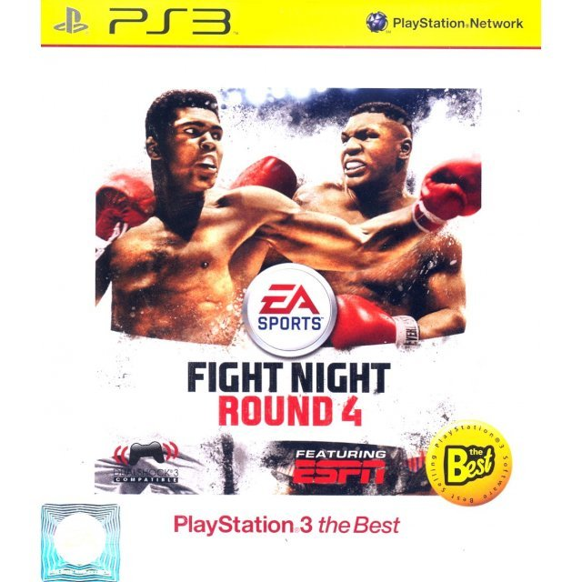 Fight Night Round 4 (PlayStation3 the Best)