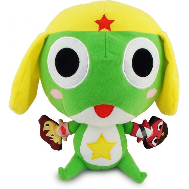 Keroro Puppet Super DX Plush Doll: Keroro