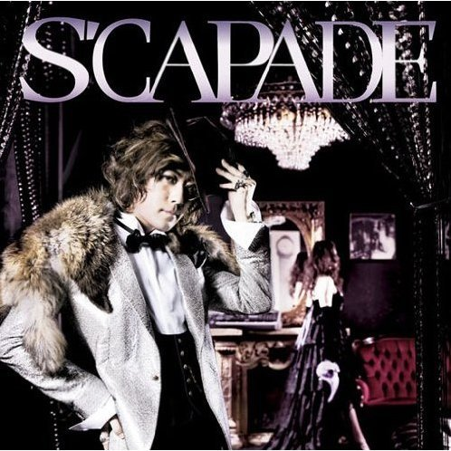 S'capade [CD+DVD Limited Edition]