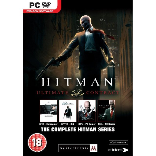 Hitman: Ultimate Contract (DVD-ROM)