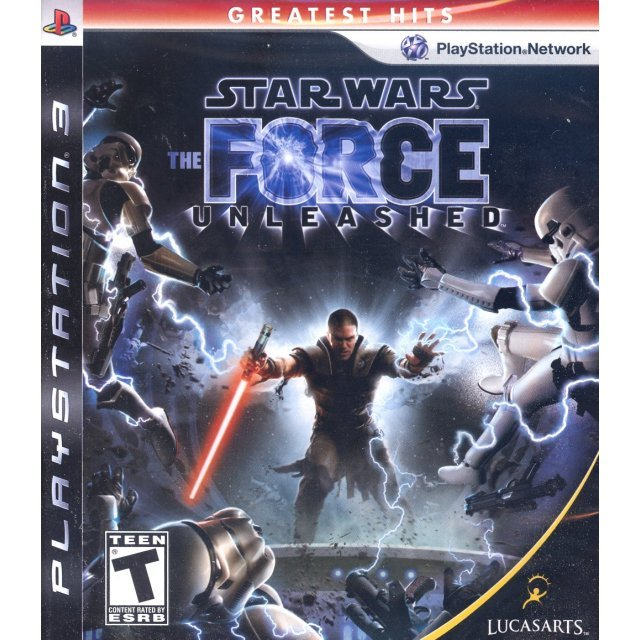 Star Wars The Force Unleashed (Greatest Hits)