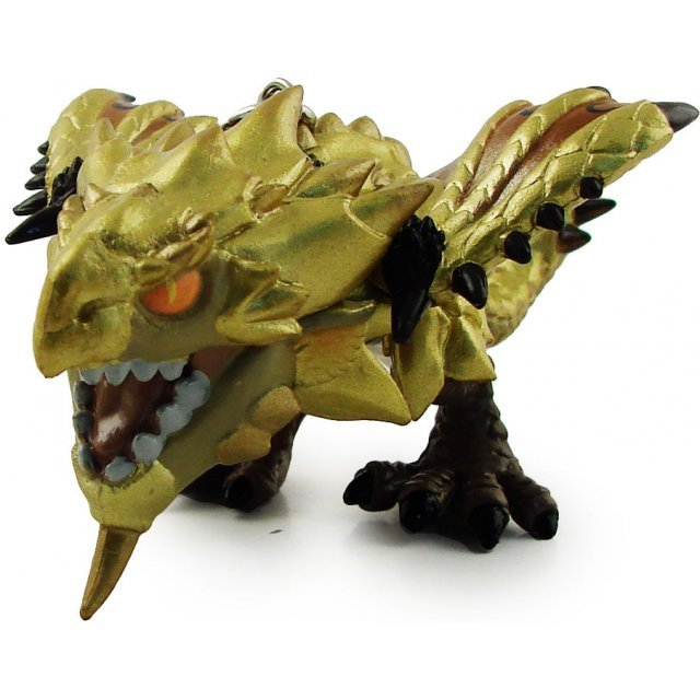 Banpresto Monster Hunter Key Chain Vol.3 Mini Figure: Rioreia