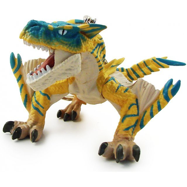 Banpresto Monster Hunter Key Chain Vol.3 Mini Figure: Tiger Rex