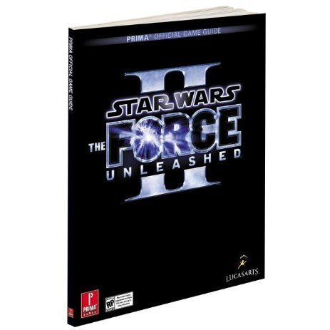 Star Wars The Force Unleashed II Prima Official Game Guide
