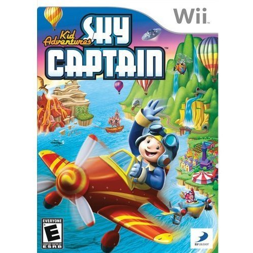 Kid Adventures: Sky Captain