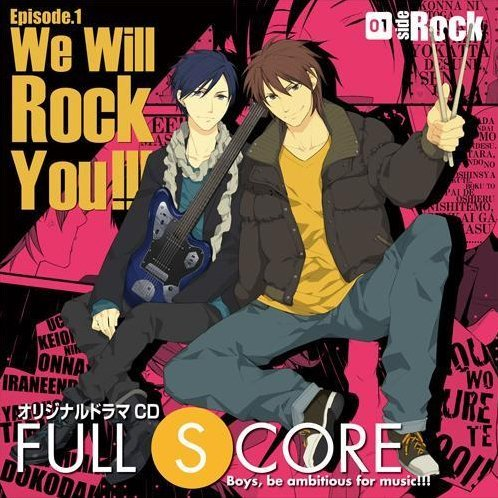 Full Score 01 - Side Rock