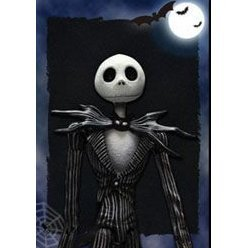 Kingdom Hearts II Play Arts Action Figure Vol 3 - Jack Skellington