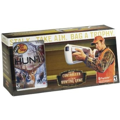 Bass Pro Shops: The Hunt [Wii Bundle]
