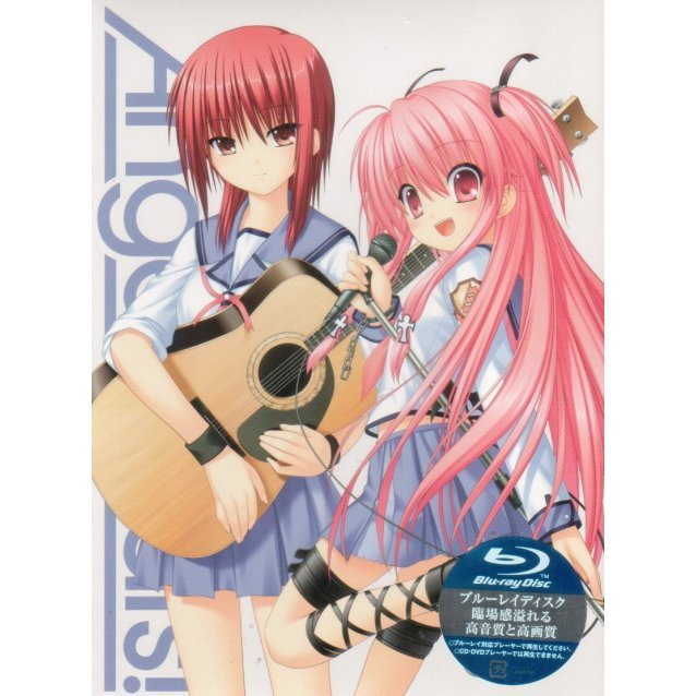 Angel Beats Vol.2 [Limited Edition]