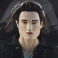 The Twilight Saga Eclipse Series 1 7'' Pre-Painted Figure: Edward Cullen