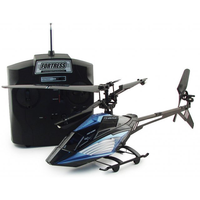 Silverlit R/C Infrared Control Helicopter Fortress