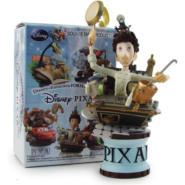 Disney Characters Formation Arts Non Scale Pre-Painted Trading Figure: Disney - Pixar