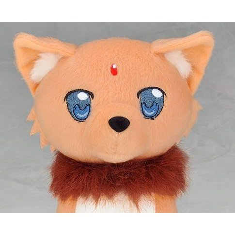 Magical Girl Lyrical Nanoha The Movie 1st Plush Doll: Alf Plush (Puppy Ver.)
