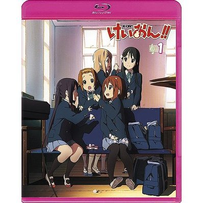 K-ON! 1 [Limited Edition]