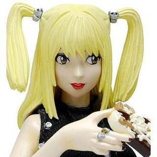 Death Note Pre-Painted Craft Label Polystone Figure: Misa Amane