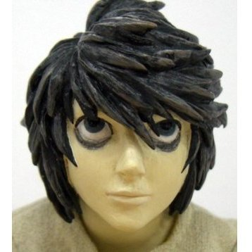 Death Note Pre-Painted Craft Label Polystone Figure: L