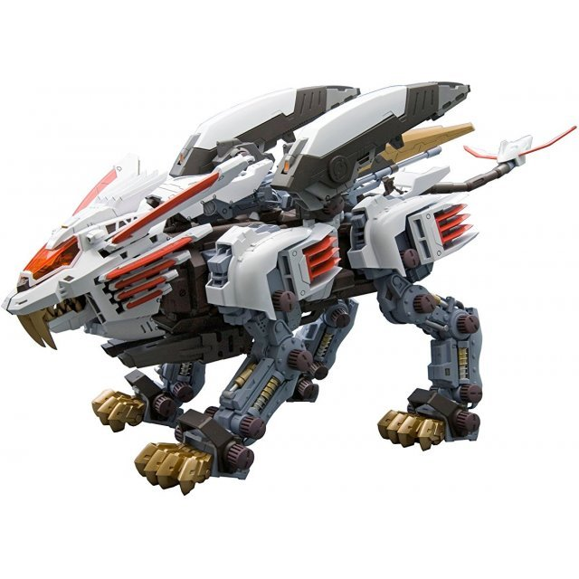 Zoids 1/72 Scale Pre-Painted Plastic Model Kit: RZ-028 Blade Liger Mirage