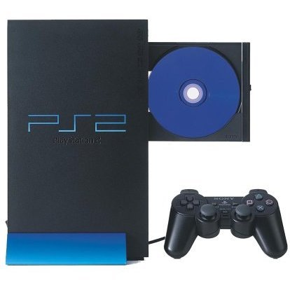 PlayStation2 Console (220V Asian NTSC Version)