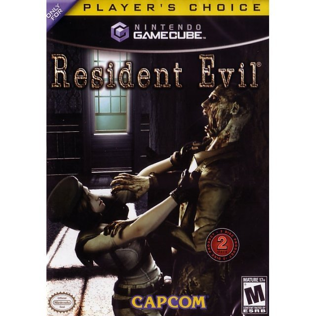 Resident Evil (Player's Choice Edition)