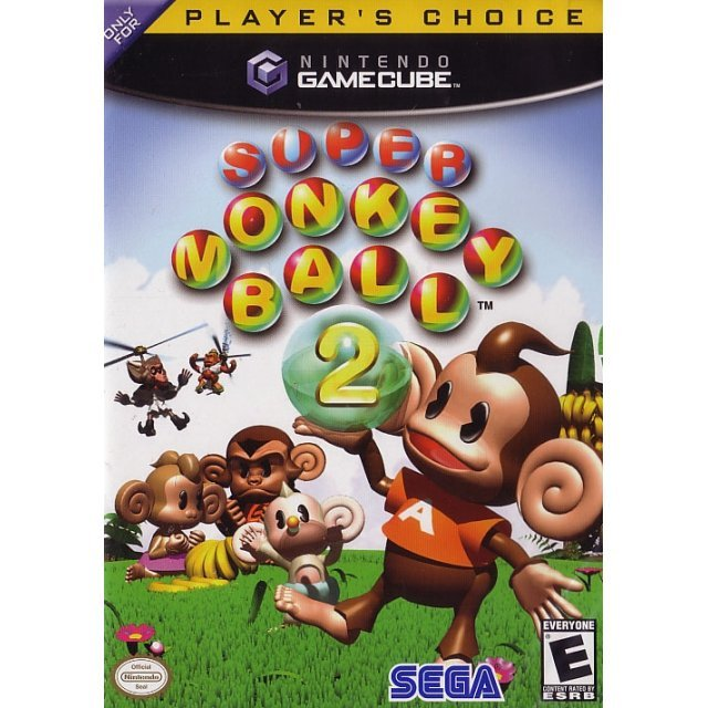 Super Monkey Ball 2 (Player's Choice)