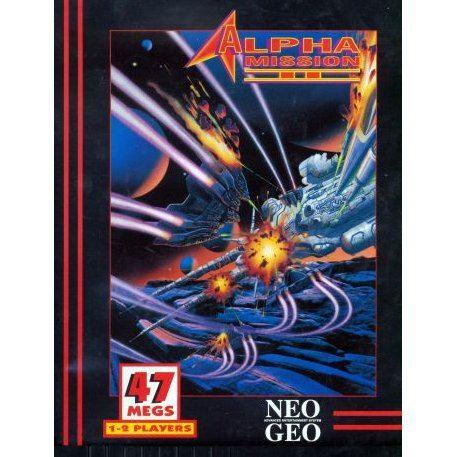 alpha mission 2 neo geo
