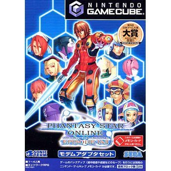 Phantasy Star Online Episode I&II (incl. 56K modem)
