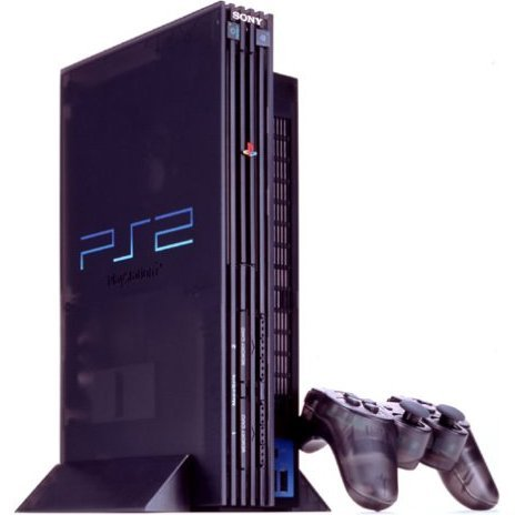 PlayStation2 Console Zen Black Limited Edition (Japanese version)