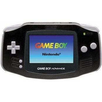Game Boy Advance Console - Black