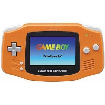 Game Boy Advance Console - Orange
