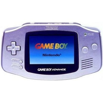 Game Boy Advance Console - Silver