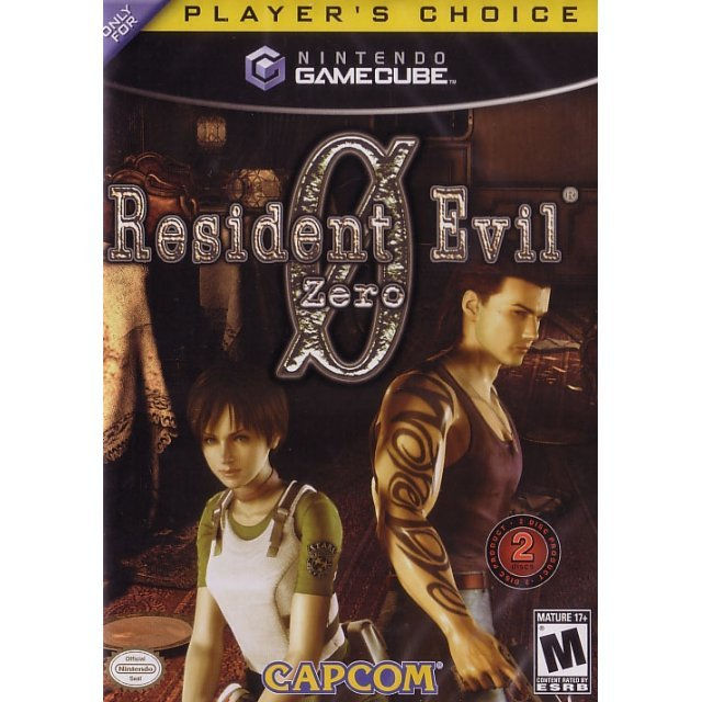 Resident Evil 0 (Player's Choice Edition)