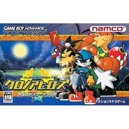 Klonoa Heroes: Legend of the Star Medal