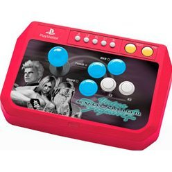Virtua Fighter 4 Evolution Stick [red]