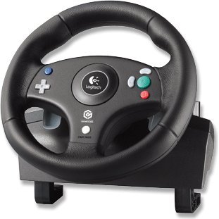 Speed Force Steering Wheel