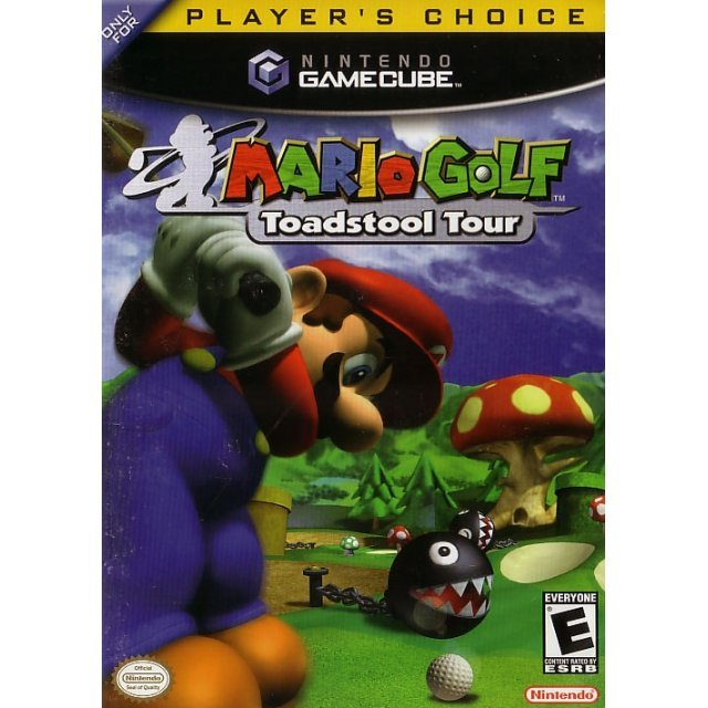 Mario Golf: Toadstool Tour (Player's Choice)