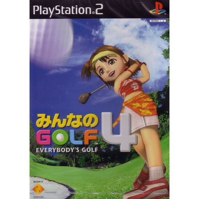 Everybody's Golf 4 /  Minna no Golf 4