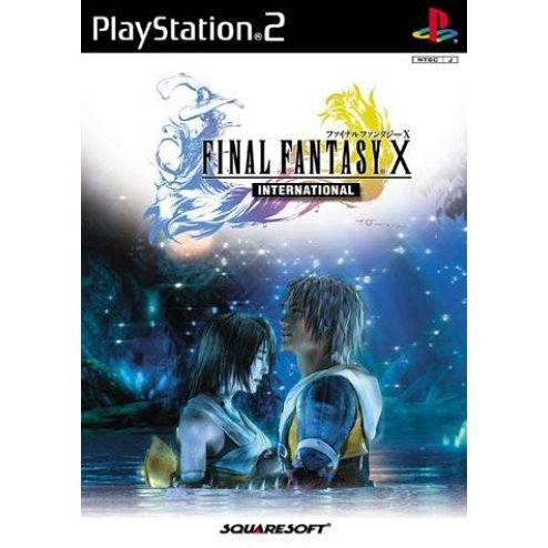 Final Fantasy X International (with Bonus DVD)