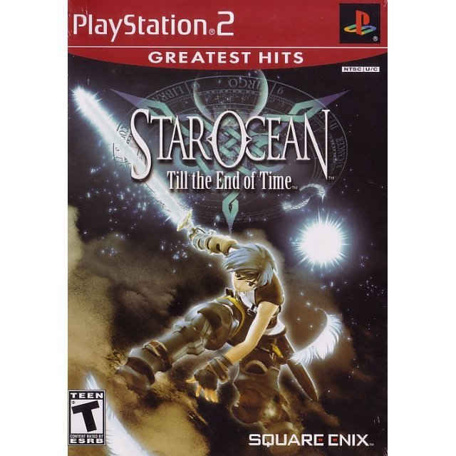 Star Ocean Till the End of Time (Greatest Hits)