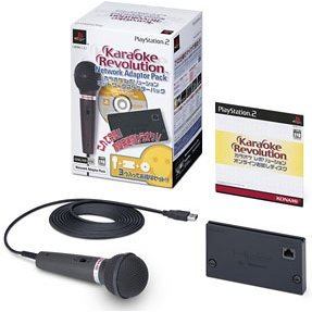 Karaoke Revolution Microphone Network Adaptor Pack