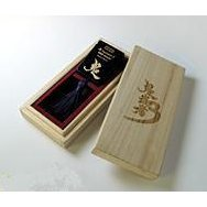 Onimusha 3 Memory Card 8MB with Wooden Case