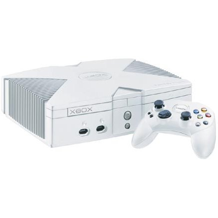 Xbox Pure White Limited Edition
